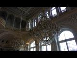 Антураж и монументальность залов. Эрмитаж