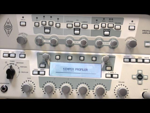 МузМаг - JAM! Kemper Amp-1часть!