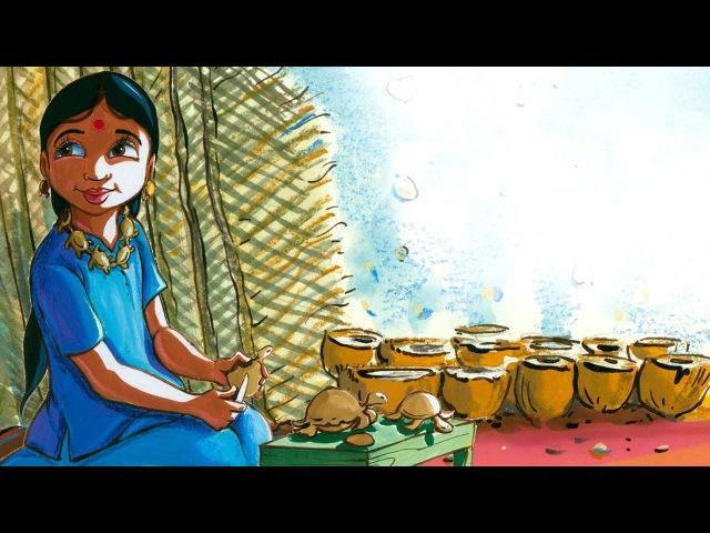 फुसफुसाते ताड़ : Learn Hindi with subtitles - Story for Children BookBox.Com