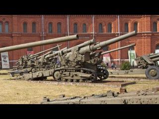 Музей артиллерии и инженерных войск