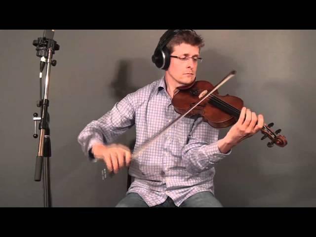 Gypsy Jazz Violin All Of Me