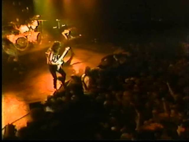 Armored Saint - Hell On Wheels, Minneapolis 1987 (Full Concert) PRO-SHOT