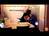 compilation:motorcycle at home (the best exhaust)