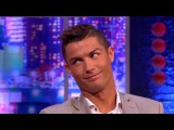 Cristiano Ronaldo Full Length Interview - Why It Wasn't A Messi Movie, Who'll Win Ballon d'Or