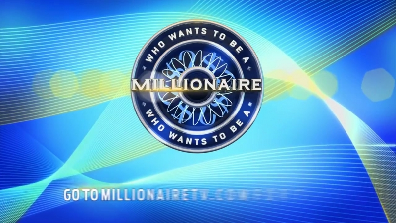 Who Wants To Be A Millionaire (USA) (19-23.10.2015) It's All Relative (анонс)