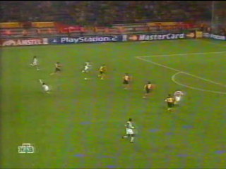 UEFA CL 2003-04 | Galatasaray VS Juventus | 1st Half | Russian