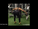 GRACYANNE BARBOSA - Fitness Model_ Arms, Shoulders and Back Workout for Women | Brazilian Girls vk.com/braziliangirls