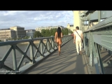 Alyssia Nude in Public 7