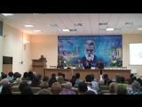 Лекция с лауреатом Нобелевской премии Жоресом Алферовым