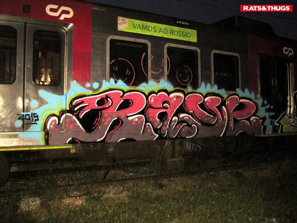 graffiti portugal