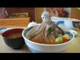 Японская кухня (извращение над Жизнью одарит смертью)