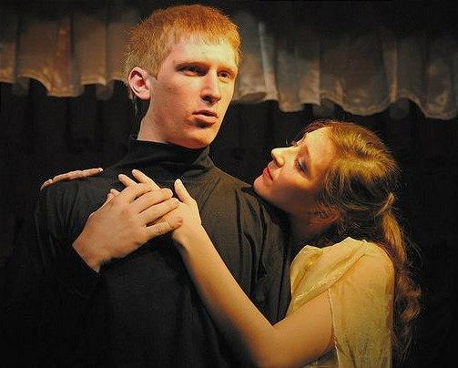 В Таганроге состоится постановка «Страсти по Шекспиру. Портрет первый. Отелло»