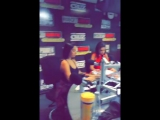 Video of Selena at Power 106 FM in Los Angeles, California 3