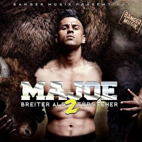Majoe - Breiter als 2 Türsteher - BA2T (Deluxe Edition) (2015)