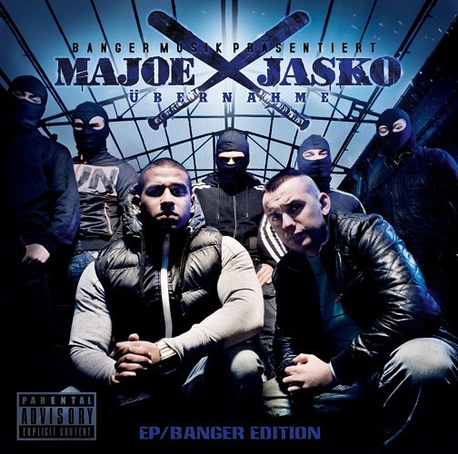 Majoe & Jasko - Übernahme (Banger Edition) (2012)