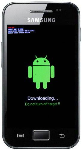 Как сделать прошивку на телефоне samsung galaxy 490