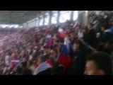 РОССИЯ-ШВЕЦИЯ 05.09.15 ГИМН РФ