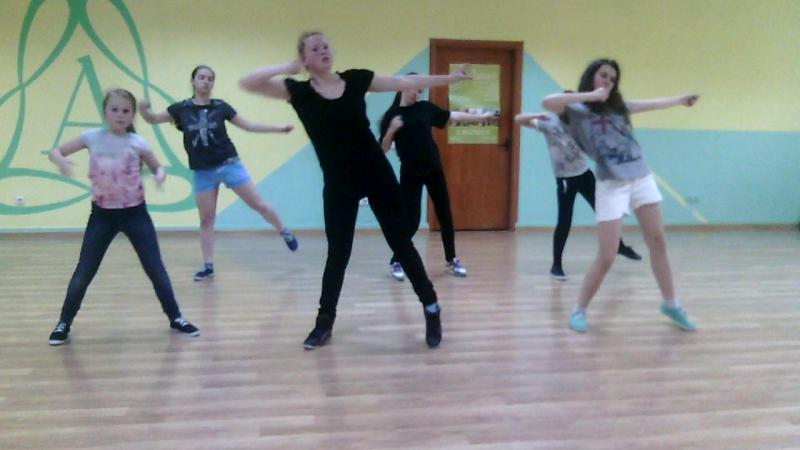 хореографія Гобрей Іванки 1 група\Hip-Hop\Maasai Dance School