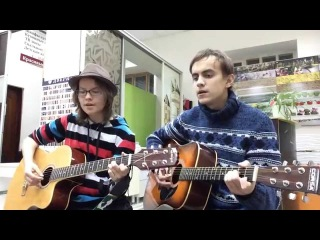 The Reindeer Section - Budapest (cover by Rustik and Nadya)