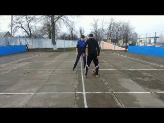 обучение футбольным финтам┃street┃Part 1