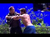 Terminator Genisys Blu-Ray Feature - Arnold vs. 1984 Arnold (HD) Arnold Schwarzenegger Movie 2015