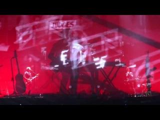 Massive Attack - Всё идёт по плану(Гр.Об), Печаль моя светла (Янка Дягилева). Live in New York
