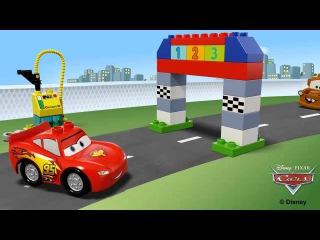 Тачки Cars - Мультфильм про машинки - Развивающий мультик для детей  Игрушки для детей Тачки 2