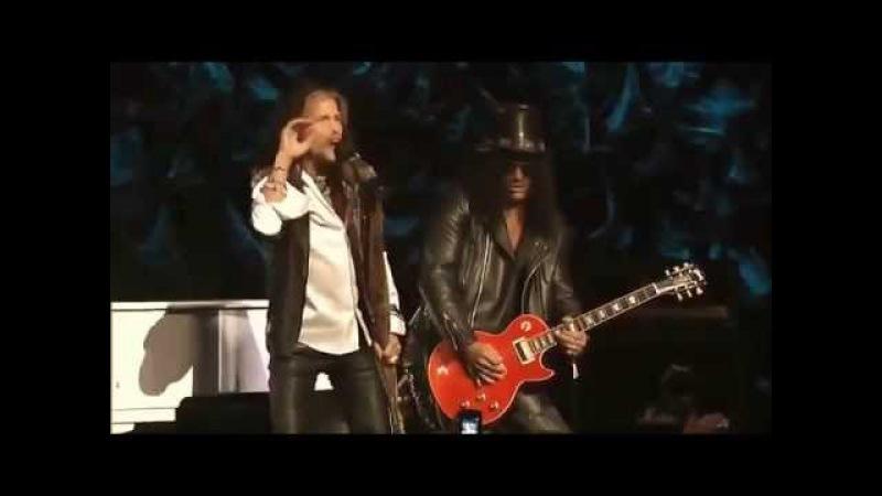 Steven Tylerfeat Slash - Dream On