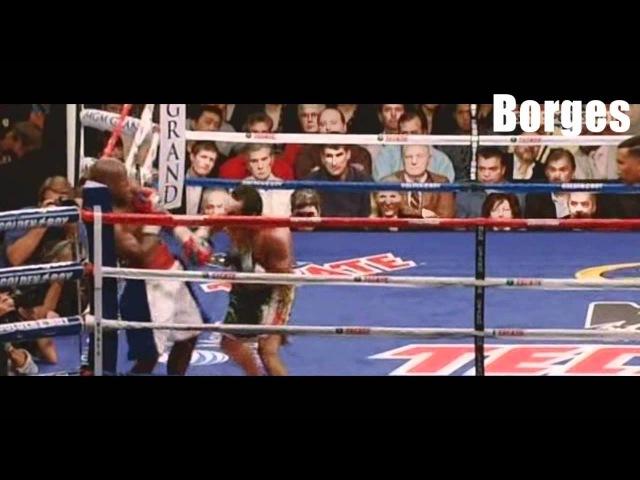 Floyd Mayweather Jr vs Juan Manuel Marquez Highlights [HD]