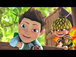 Развивающий интерактивный мультик для детей Три Фу Том. Эпизод 4. Пока, новички!