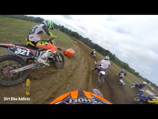 KTM125 Shredding at the Vurb Classic, ft. Challen Tennant - Dirt Bike Addicts