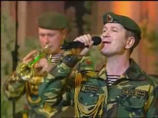 Сергей Горбацкий и ВИА СПЕЦНАЗ видео на песню СОБР