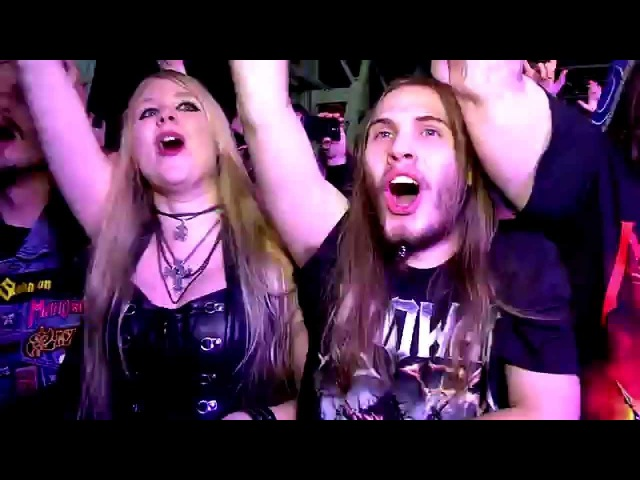 MANOWAR Warriors Of The World United Live OFFICIAL VIDEO