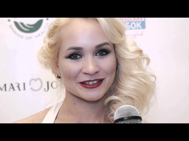 Сюжет о модном показе Галии Ахматовой на канале Моя Столица (интервью с Туриловой Светланой)