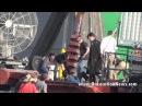 Видео со съёмок фильма Стартрек: Возмездие (Star Trek Into Darkness)