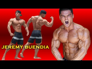 Jeremy Buendia - Bodybuilding Motivation - 3 times Mr. Olympia Men's Physique (2016)