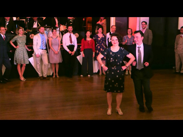 CalBal Classic 2016: Competition - Balboa Swing Finals