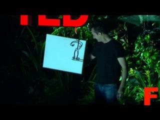 Марко Темпест: Фокусы с дополненной реальностью
