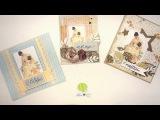 Открытка на 8 марта своими руками - Скрапбукинг мастер-класс / Aida Handmade