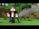 ♪ Hunger Games Song - A Minecraft Parody of Decisions by Borgore (Music Video)