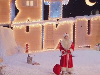 Молочко. Дед Мороз. ID телеканала Пятница! 2016