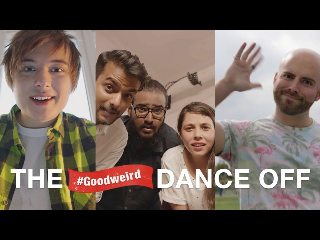 Three Continents, One Goodweird Dance Off (ft. EeOneGuy, Matt Santoro TheViralFever)