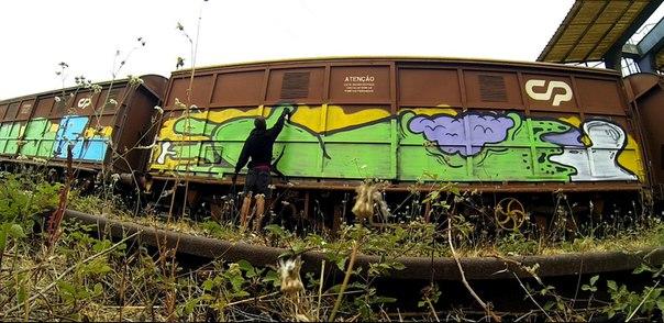 graffiti trainwriting portugal