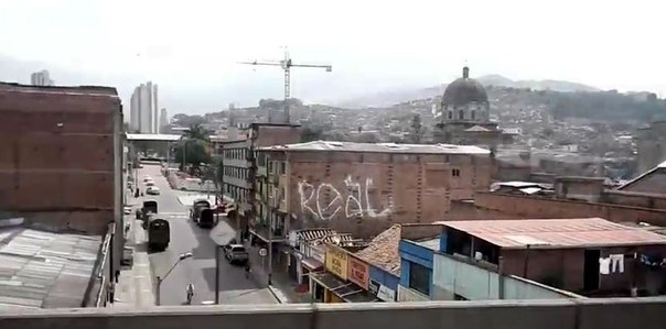 graffiti bombing medellin