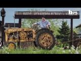 Трактор папы Карло