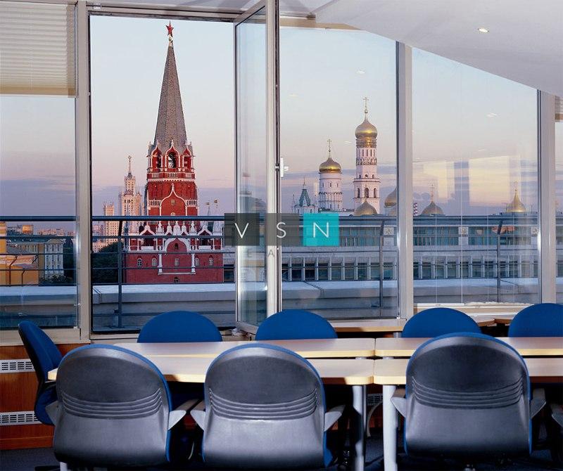 Москва снижает объем строительства офисов в центре города в пользу жилья и гостиниц