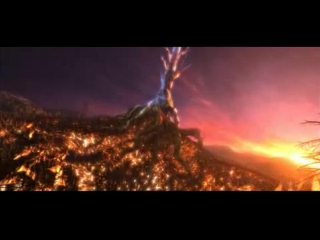 Warcraft 3 Night Elf Ending