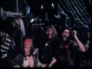 Вторая песня пиратов-Питер Пэн