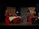 """По-пьесе-В-Красногорова-""""ТРИ-КРАСАВИЦЫ""""-Театр-ЯБЛОКО,г.Раквере"""