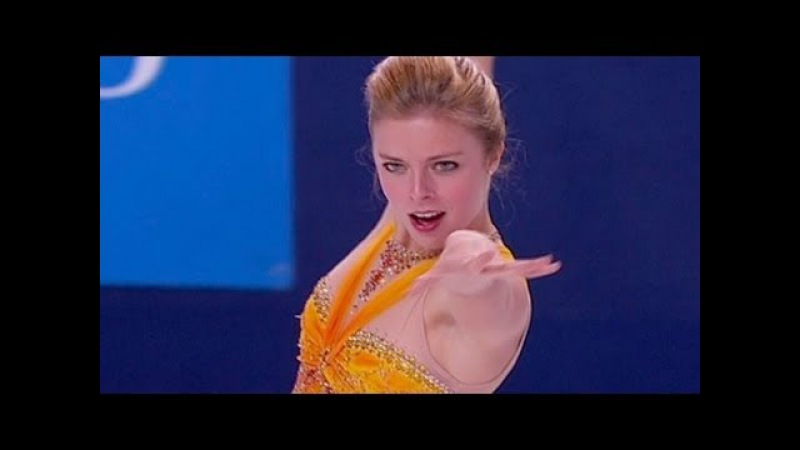 Ashley Wagner wins Trophee Eric Bompard - Universal Sports
